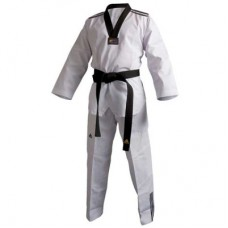 ADIDAS FIGHTER /// STRIPES TAEKWONDO UNIFORM