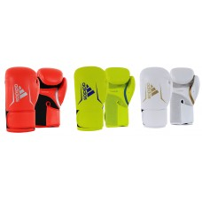 ADIDAS ADULT SPEED 100 BOXING GLOVES