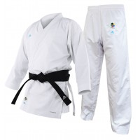 ADIDAS REVOFLEX KARATE UNIFORM WKF APPROVED