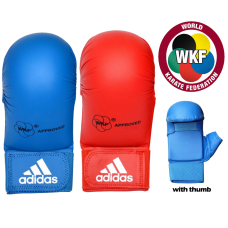 Adidas WKF Approved Karate glove