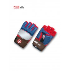 Captain America Short Gloves