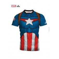 Captain America Full Print T- Shirt
