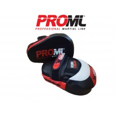 Boxing Focus Pads Hook and Jab Mitts PRO ML (PAIR)