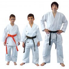 ML JUDO UNIFORM (WHITE)