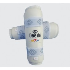 DAEDO SHIN GUARD WHITE